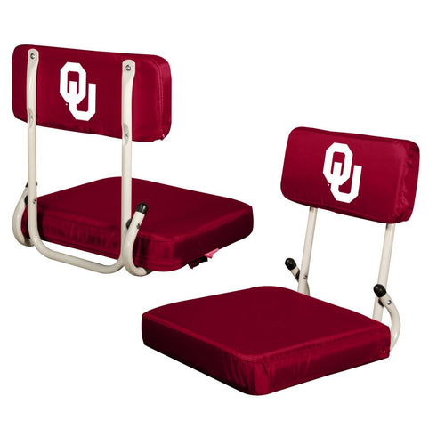 University of Oklahoma Hard Back Stadium Chair