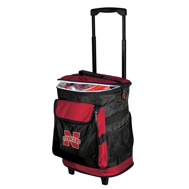 University of Nebraska Cornhuskers Rolling Cooler
