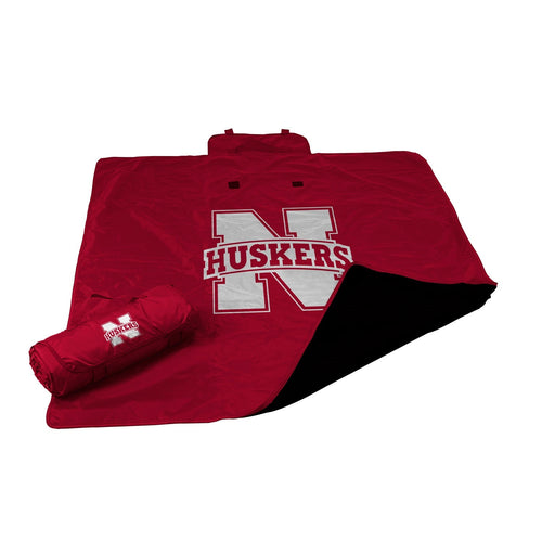 University of Nebraska All Weather Blanket