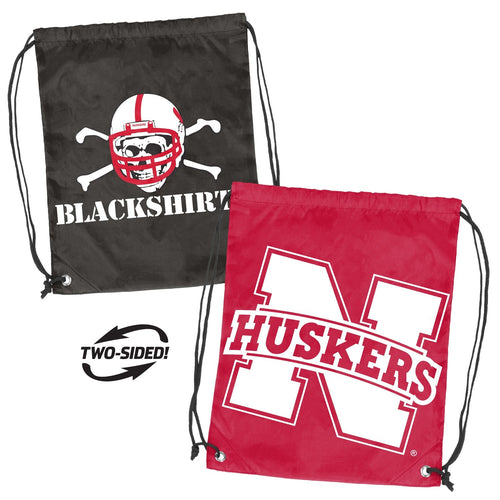 University of Nebraska Doubleheader Backsack