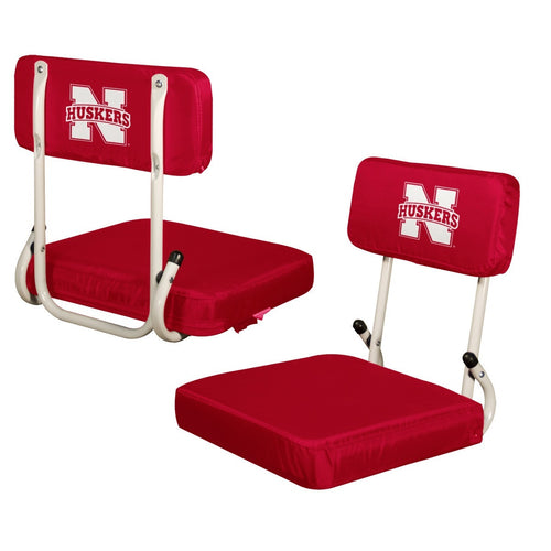 University of Nebraska Hard Back Stadium Chair