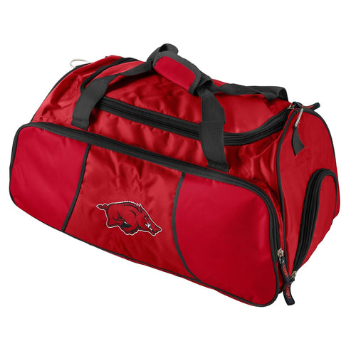 University of Arkansas Athletic Duffle Bag