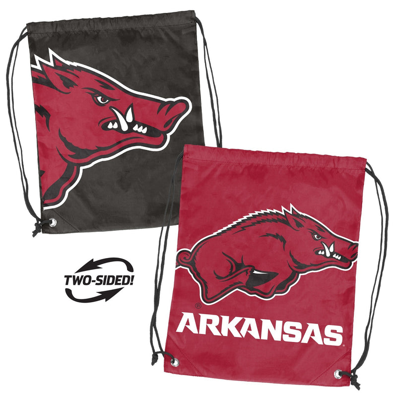 University of Arkansas Doubleheader Backsack