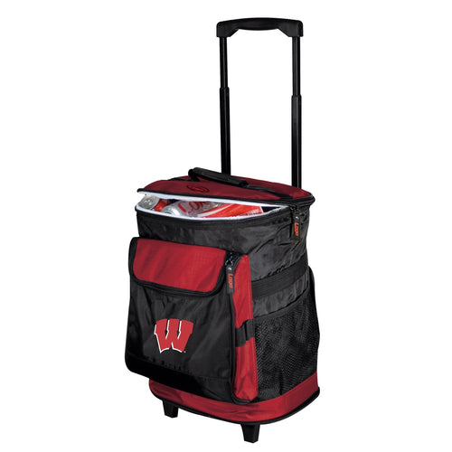 University of Wisconsin Badgers Rolling Cooler