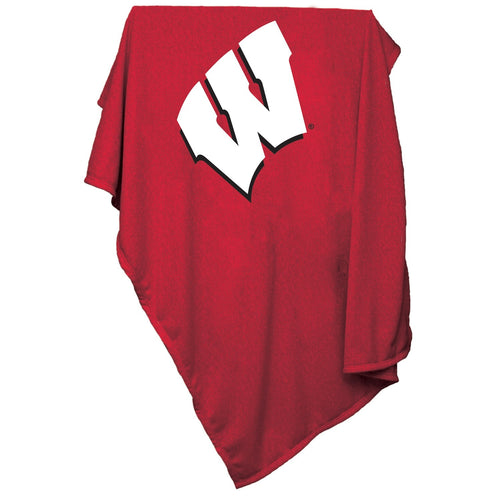 University of Wisconsin Sweatshirt Blanket