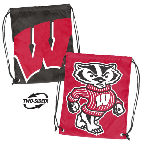 University of Wisconsin Doubleheader Backsack