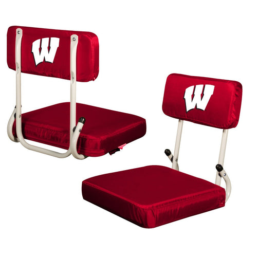 University of Wisconsin Hard Back Stadium Chair