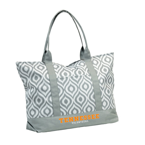 University of Tennessee Ikat Tote