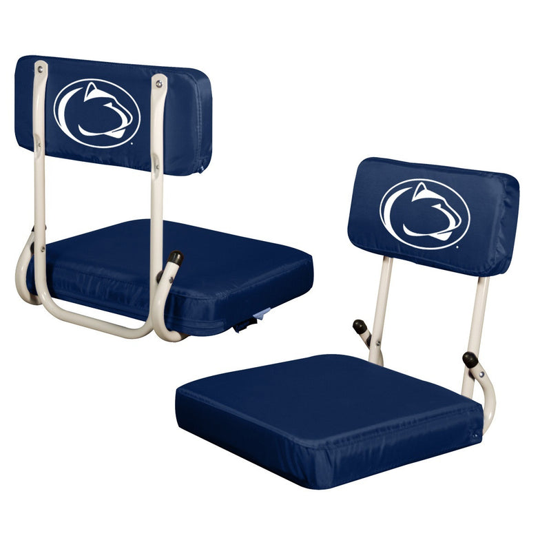 Penn State University Hard Back Stadium Chair