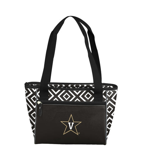 Vanderbilt University Double Diamond 16 Can Cooler Tote