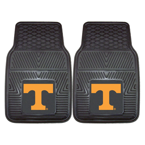 University of Tennessee Heavy Duty Vinyl Car Floor Mats (Set of 2)