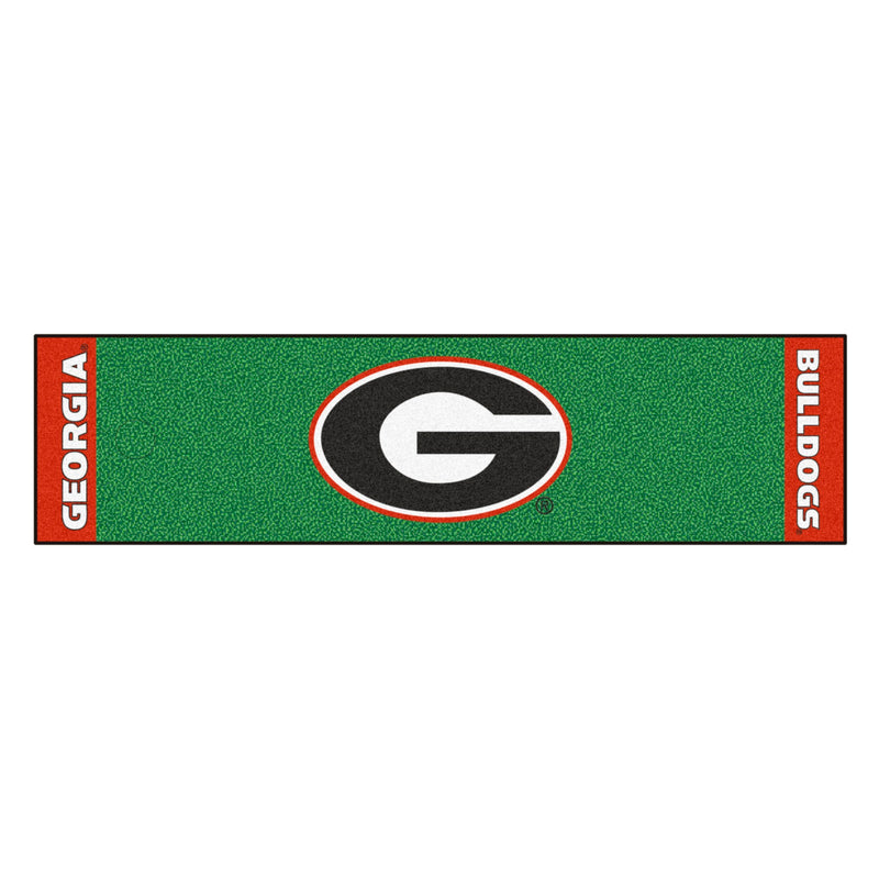 University of Georgia Putting Green Runner