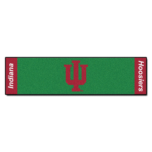 Indiana University Putting Green Runner