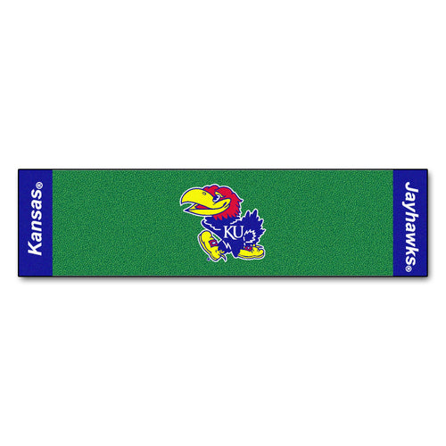 University of Kansas Putting Green Runner