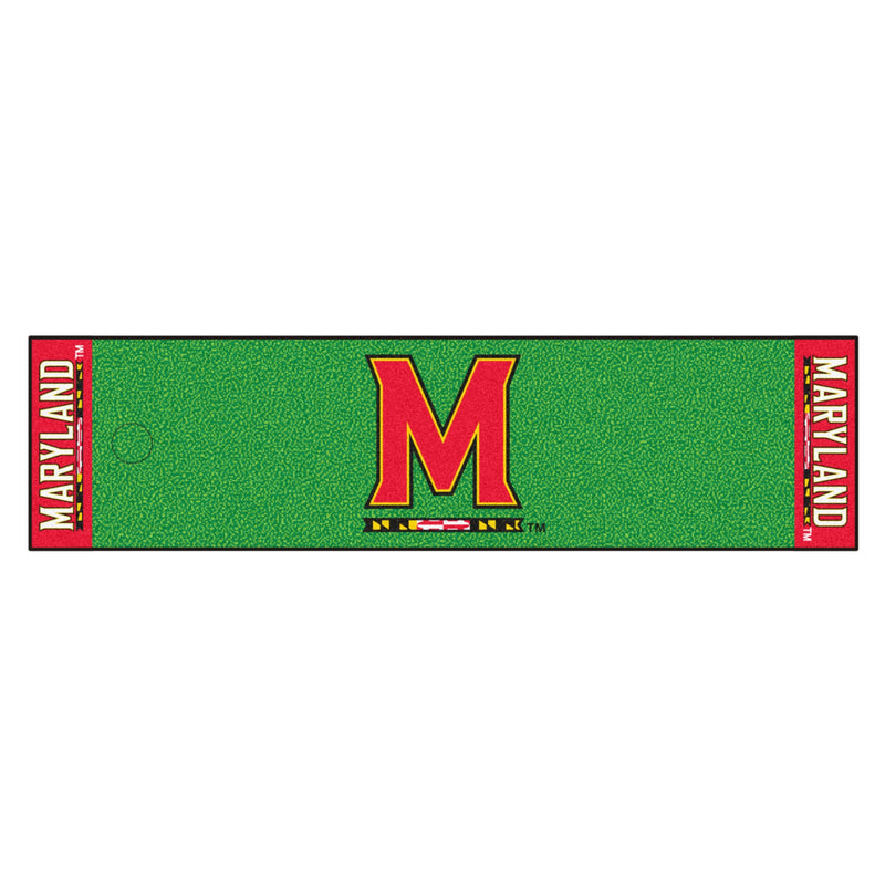 University of Maryland Putting Green Runner
