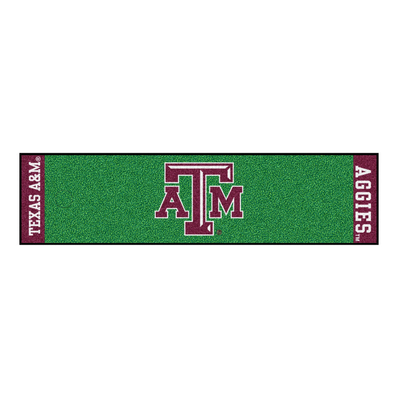 Texas A&M Putting Green Runner