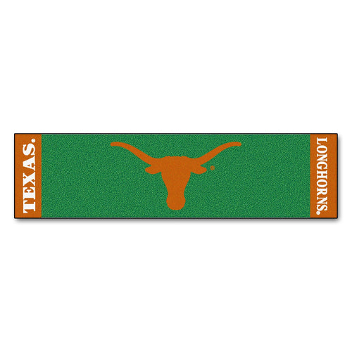 University of Texas Putting Green Runner