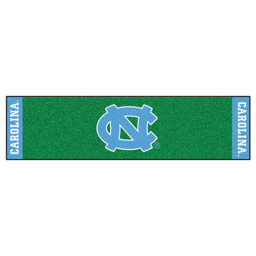 University of North Carolina Putting Green Runner