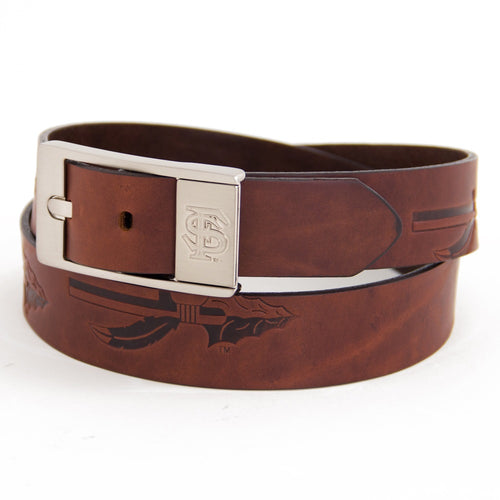 Florida State University Brandish Leather Belt