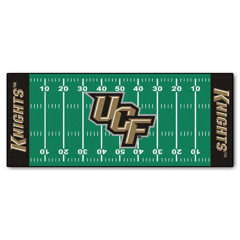 University of Central Florida Football Field Runner