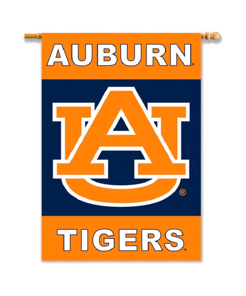Auburn University Tigers 2-Sided House Flag/Banner