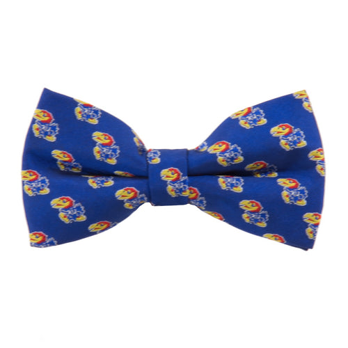 University of Kansas Repeat Bow Tie