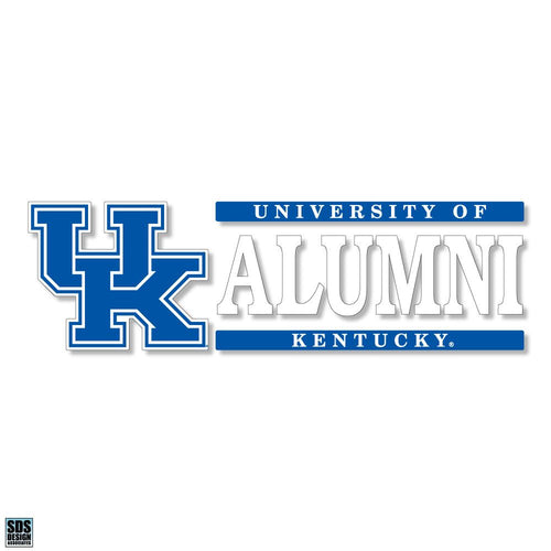University of Kentucky Alumni Vinyl Decal