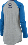 Kentucky Ladies Quincy Raglan Long Sleeve Tee