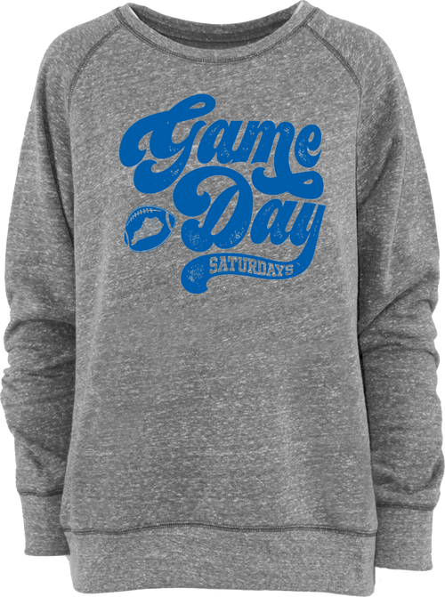Kentucky Ladies Retro Gameday Knobi Fleece