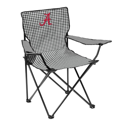 University of Alabama Houndstooth Quad Chair
