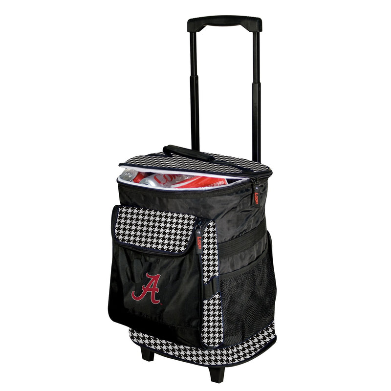 University of Alabama Houndstooth Rolling Cooler