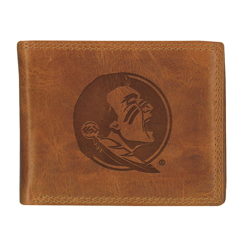 Florida State University Westbridge Leather Wallet