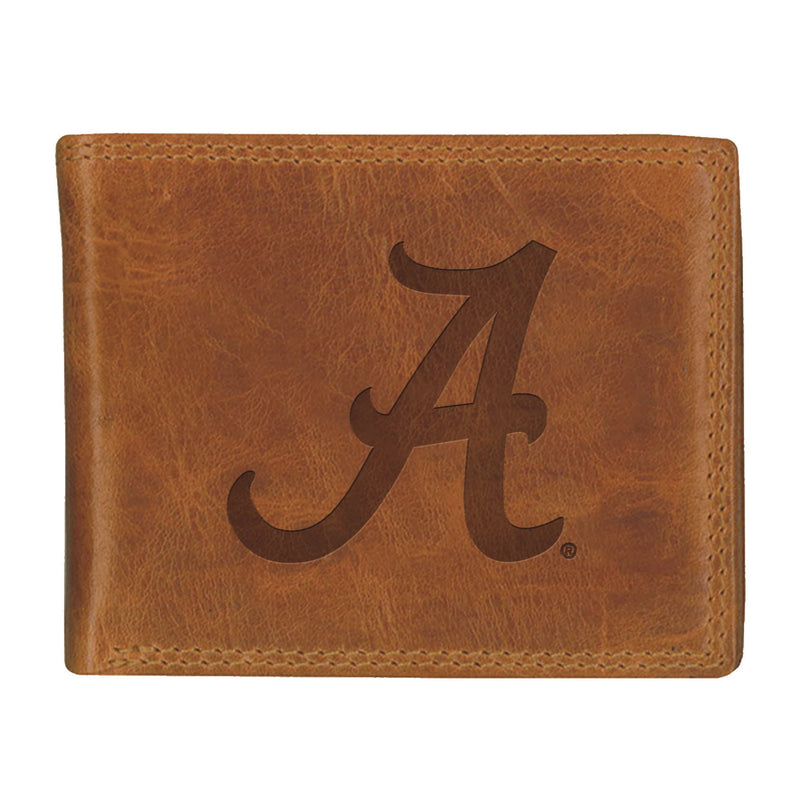 University of Alabama Westbridge Leather Wallet
