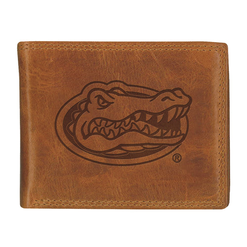 University of Florida Westbridge Leather Wallet