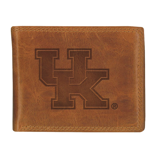 University of Kentucky Westbridge Leather Wallet