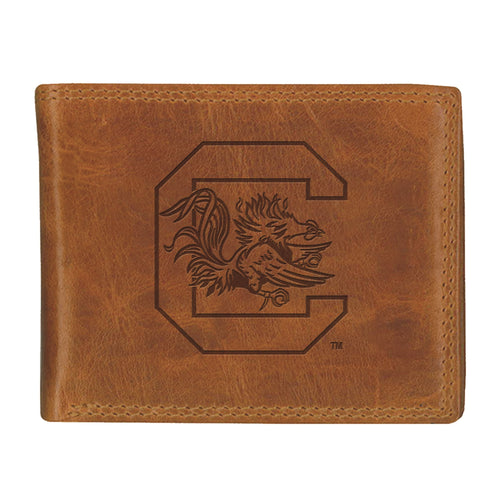 University of South Carolina Westbridge Leather Wallet