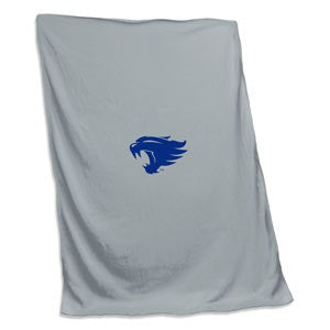 University of Kentucky Wildcats Gray Sweatshirt Blanket