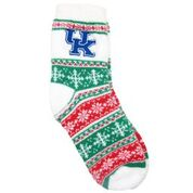 University of Kentucky Christmas Socks