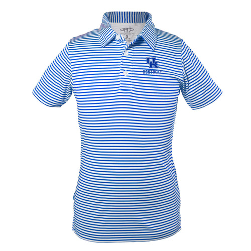 University of Kentucky Toddler Carson Polo