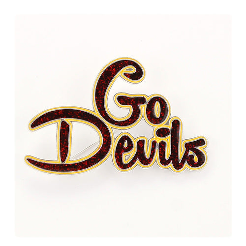 Arizona State University Slogan Pin