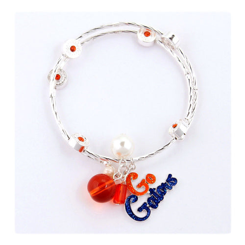 University of Florida Slogan Bracelet