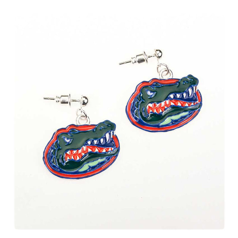 University of Florida Enamel Logo Earrings