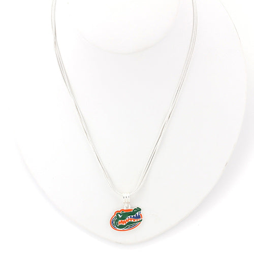 University of Florida Enamel Logo Necklace