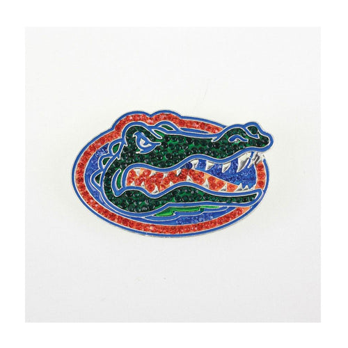 University of Florida Crystal Gators Pin