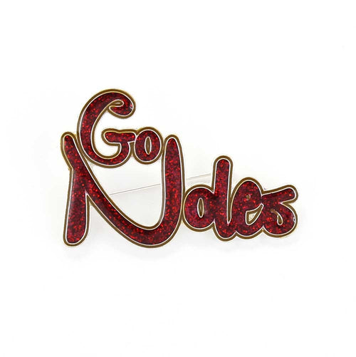 Florida State University Slogan Pin