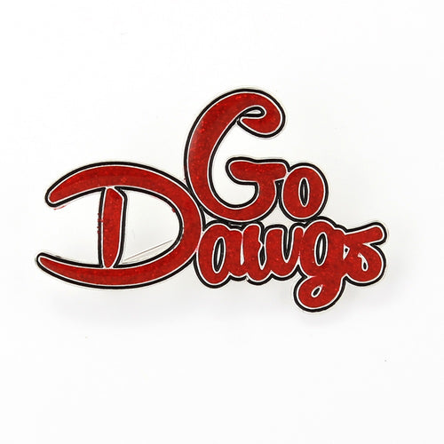 University of Georgia Slogan Pin