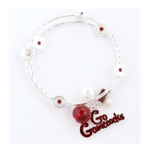 University of South Carolina Slogan Bracelet