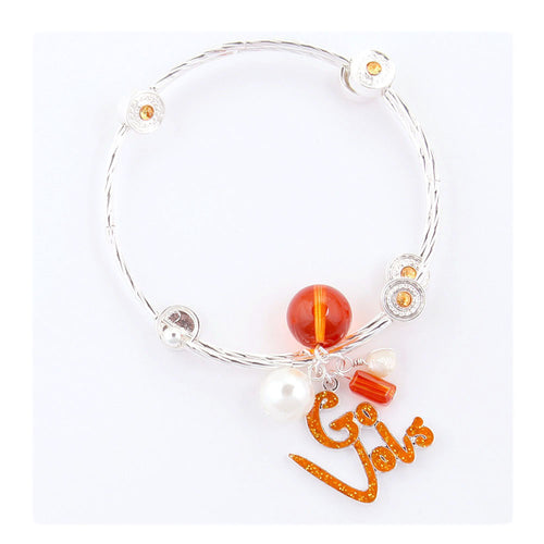 University of Tennessee Slogan Bracelet