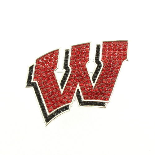 University of Wisconsin Crystal Pin