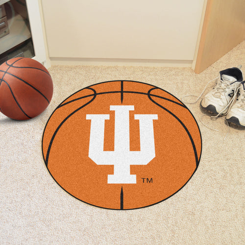 Indiana University Basketball Area Rug